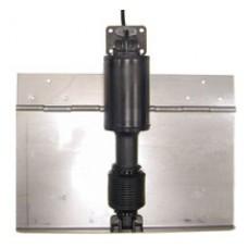 Комплект транцевых плит с приводами. Размер плит: 228х406 мм.