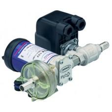 Автоматическая нагнетательная помпа, 14 л/мин, напряжение питания 12 В.