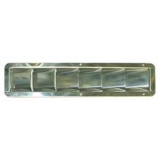 Вентиляционная решетка, 205x112x27мм