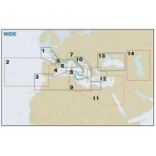 Карты C-Map AF-C201
