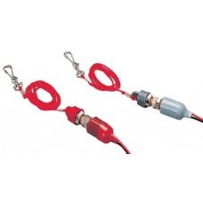 Аварийный шнур-выключатель, красный корпус, нормально разомкнут