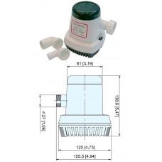 Автоматическая трюмная помпа ТМС 600