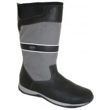 Сапоги мужские Newport, цвет черный/карбон, размер 41