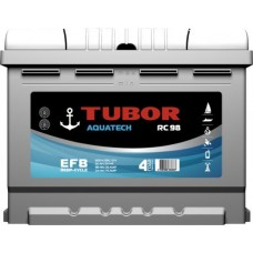 Аккумулятор Tubor Aquatech, глуб.цикл. 75 Ач