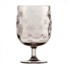 Бокалы для вина Moon - Silver, 8х14 см, 6 шт