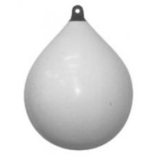 Буй «Solid head», 35х48 см, белый