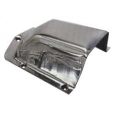 Вентиляционная головка «Ракушка», 132х117х53 мм.