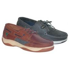 Туфли яхтенные «Regatta», коричневые, размер 37