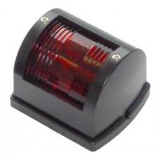Бортовой  огонь «Utility 77», красный, нерж. сталь.