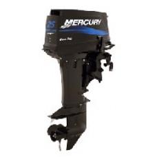 Лодочный мотор «Mercury 25M SeaPro» с дейдвудом 381 мм.
