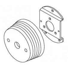 Комплект крепления для рулевого редуктора «Jet»