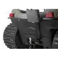 Скоба для подвесного лодочного мотора для моделей 8х8, кроме моделей XTI/XTD