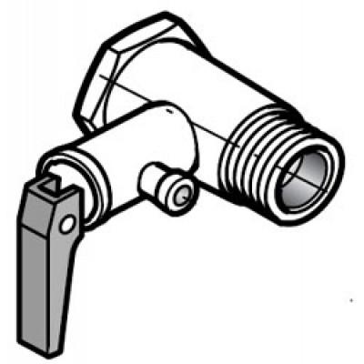 Предохранительный  невозвратный клапан для бойлера