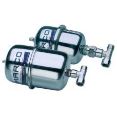 Демпфирующая емкость 0,5 л, 95х202 мм, 3/8 дюйма