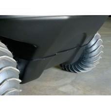 Защита днища c комплектом крепежа для модели Frontier 6х6 EFI