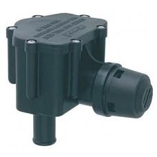 Вентиляционная головка топливного бака с защитой от переливания