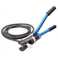 Опрессовка наконечников на силовые кабели