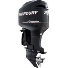 Лодочный мотор «Mercury 250 СХXL Optimax» с дейдвудом 762 мм, и левым направлением вращения гребного вала.