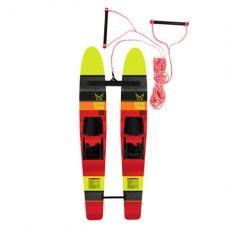 Детские лыжи/платформа Hot Shot Trainers