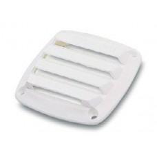 Вентиляционная решетка, белая