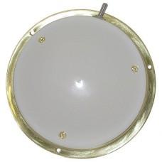 Накладной плафон освещения, бронза