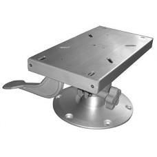 Низкопрофильная стойка для сидений, с салазками