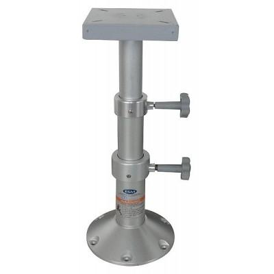 Трехступенчатая телескопическая стойка для столешницы
