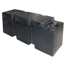 Топливный бак «TITANO Plus», 78 л, 300x900x400 мм