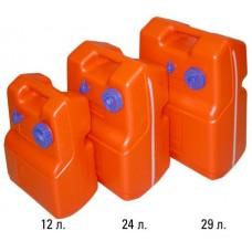 Переносной топливный бак, 24 литра