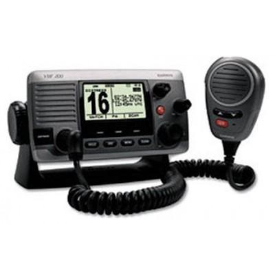 Морская радиостанция «Garmin VHF 200i»