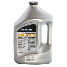 Моторное масло для подвесных двигателей с прямым впрыском топлива