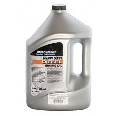 Моторное масло для дизельных двигателей
