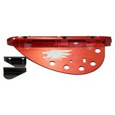 Плавник High End Adjustable Fin Complete-RED