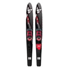 Парные лыжи Blast 63″  + Крепление Blaze