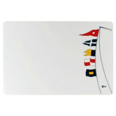 Набор столовых подставок «Regata», ПВХ, 45x30 см, 6 шт