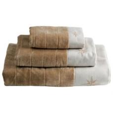 Набор полотенец «Free style», песочные