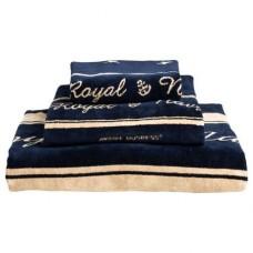 Набор полотенец «Royal navy»