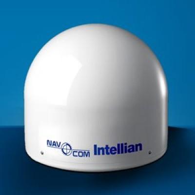 Антенна спутникового телевидения NavCom-Intellian i2