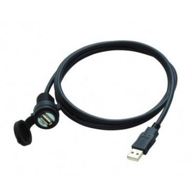 Водонепроницаемый удлинитель USB (CCA USB)