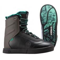 Ботинки крепления AJ Boot, синие, размер 10