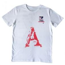 Детская футболка, знак Alfa, размер M