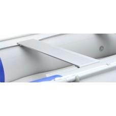 Алюминиевая банка (скамейка) для лодок длиной 3,6 и 3,9 м