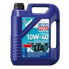 """Синтетическое моторное масло """"Liqui Moly 10W-40""""  для 4-х тактных двигателей, 1 л"""