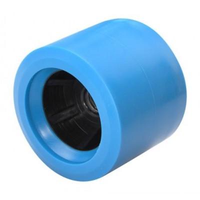 Ролик для трейлера, синий