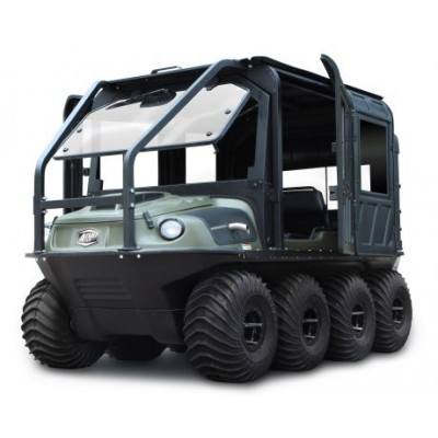 ARGO AVENGER 8X8 STi  с пластиковой кабиной и гусеницами